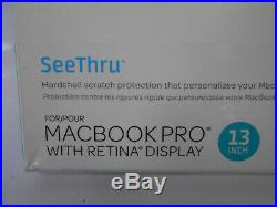 Lot of 10 Speck SeeThru Case for 13 Apple MacBook Pro with Retina display