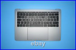 MacBook Pro 13 2016, 2017 2 TBT3 A1708 Top Case / Palmrest & Keyboard