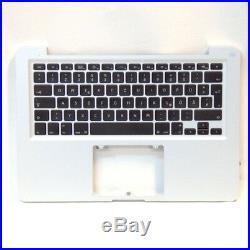 MacBook Pro 13 A1278 Palmrest 613-8419-C Topcase Tastatur QWERTZ DE 2009 2010