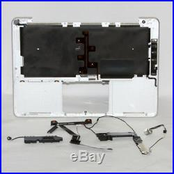 MacBook Pro 13 A1278 Palmrest Topcase Gehäuse Tastatur QWERTZ DE 613-8959-C