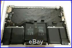 MacBook Pro 13 A1502 2015 Palmrest Top Case Assembly Keyboard Battery
