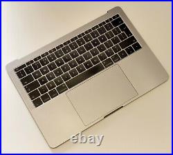 MacBook Pro 13 A1706 A1708 2016 2017 GREY Top Case Assembly (inc. Battery)