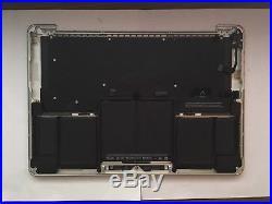MacBook Pro 13 Late 2013 Mid 2014 Retina Palmrest Top Case Battery Keyboard