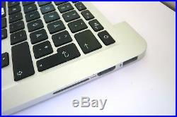 MacBook Pro 13 Retina A1502 2013 2014 TopCase Tastatur Keyboard svenska 5dK
