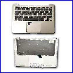 MacBook Pro 13 Retina A1502 2015 DE Topcase Handauflage mit Tastatur