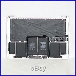 MacBook Pro 13 Retina A1502 Palmrest Topcase Tastatur QWERTZ Touchpad Akku 2015