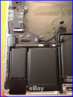 MacBook Pro 13 Retina Top Case 2014- Battery Track Pad- Io Board. Speakers. Wi