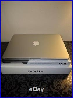 MacBook Pro 13 Retina (UAG case & 128gb SD Bundle worth £100!)