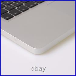 MacBook Pro 13 Top Case komplett A1278 2011 2012 069-6248 613-8959 Grade A