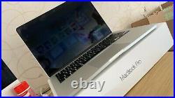 MacBook Pro 13 i5 2015, 128GB, 8GB (Working, casing damage) PLEASE READ