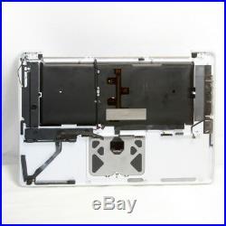 MacBook Pro 15 A1286 Palmrest Tastatur Trackpad Topcase QWERTZ 069-6153-10 2011