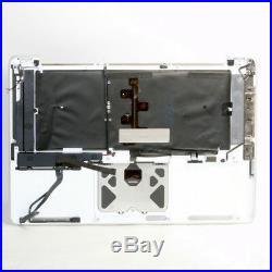 MacBook Pro 15 A1286 Palmrest Tastatur Trackpad Topcase QWERTZ DE 069-6153-10