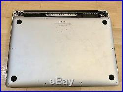 MacBook Pro 15 A1398 Parts Trackpad Keyboard Fan Power board Top Case LCD crack