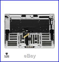 MacBook Pro 15 Inch A1707 Top Case Silver (Brand New)
