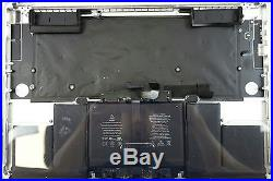 MacBook Pro 15 Retina Top Case Keyboard, Mid 2015 661-02536 GR C
