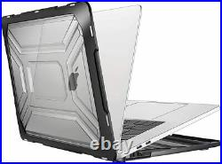 MacBook Pro 16 inch Case 2020 2019 Release A2141 Heavy Duty Pla Compatible with
