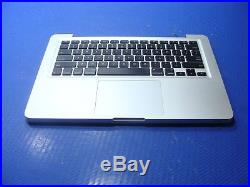 MacBook Pro A1278 MD101LL/A Mid 2012 13 Top Case withKeyboard Trackpad 661-6595