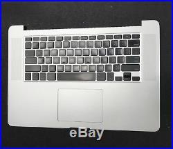 MacBook Pro A1398 15 Early 2013 2.8GHz 16GB Top Case + Logic Board + Battery