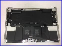 MacBook Pro A1398 15 Mid 2015 Top Case/ Battery/Keyboard/Trackpad 661-02536