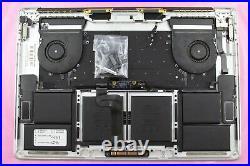 MacBook Pro A1707 15 2016 Top Case Keyboard Touch Bar + Battery Gray 661-06378