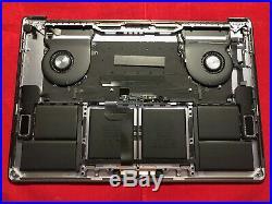 MacBook Pro A1707 15 Top Case Battery Keyboard Palmrest Touch Bar A1820 2017 16