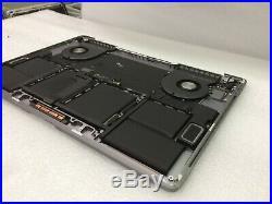 MacBook Pro A1707 15 Top Case Battery Keyboard Palmrest touch bar 2016 2017 WRT