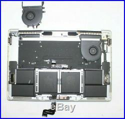 MacBook Pro A1707 15 Top Case Battery Keyboard Trackpad Fan Touch 2017 Parts