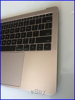 MacBook Pro A1708 MPXQ2LL/A 2016 2017 13 Top Case palm rest 661 07946 LOW