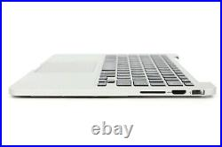 MacBook Pro Retina 13 A1502 Early 2015 Top Case Keyboard Trackpad Battery