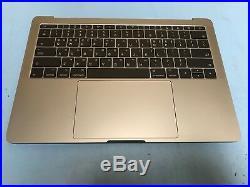 MacBook Pro Retina 13 A1708 2016 2017 Top Case Battery Trackpad KOREAN Keyboard