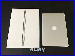 MacBook Pro Retina 13-inch Early 2015 3.1GHz Intel i7 16GB DDR3 1TB SSD + Case