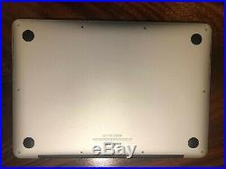 MacBook Pro Retina 13 with (UAG case + 128gb Transcend Bundle worth £100+!)