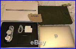 MacBook Pro Retina 15 2.7ghz 16gb 512gb ME665B/A & Case Bundle