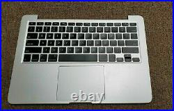 MacBook Pro Retina A1502 13 Top Case Keyboard Trackpad Early 2015