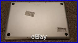 MacBook Pro i7 2.2 15 Early 2011 Logic Board, Case, Trackpad
