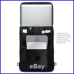 MacCase Premium Leather 15 MacBook Pro Flight Jacket Case L15FJ-BK