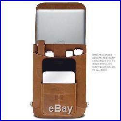 MacCase Premium Leather 15 MacBook Pro Flight Jacket Case L15FJ-VN