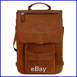 MacCase Premium Leather 15 MacBook Pro Flight Jacket Electronic Case NEW