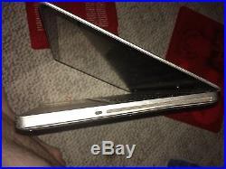 Mac Book Pro Silver In Case 2 GB 2.26 Ghz 13.3 In. Screen