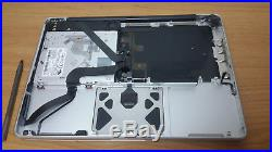Macbook Pro 13 2011-2012 SCREEN + TOPCASE & BOTTOM CASE BUNDLE- 100% TESTED