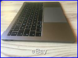Macbook Pro 13 2016 A1708 Gray Top Case Keyboard Battery A1819 Trackpad