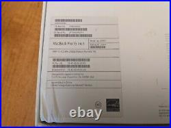 Macbook Pro 15 (2016) i7 2.9ghz 16GB 1TB SSD Radeon 460 Case/scrn dmg, bad key