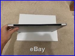 Macbook Pro 15 Retina 2.3ghz i7 16GB 512GB ME294B/A + Case and Shell Bundle