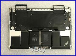 Macbook Pro 15 Retina A1398 2015 Keyboard Battery Trackpad Top Case 30DAYWTY