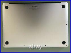 Macbook Pro 15 Retina A1398 / Mid 2014 Case, Battery, Broken Screen
