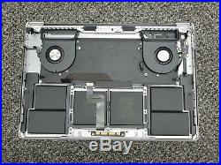 Macbook Pro A2141 2019 16 Space Gray Touch Bar Top Case Assembly WITH BATTERY