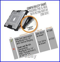 Macbook Pro Case, UAG Macbook Pro 15-inch with Retina Display (3rd Gen)