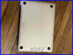 Macbook Pro Retina 13 Early 2015 A1502 W Case Keyboard Screen Protector Bundle