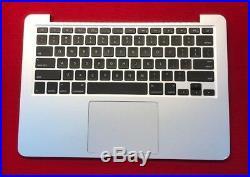 Macbook Pro Retina 13 Top Case Assembly & Battery 661-02361 A1582