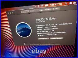 Macbook pro 2017 15 in bundle with case Apple Laptop logic pro x